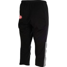 Castelli Tempesta 3/4 Pants Herr black/grey